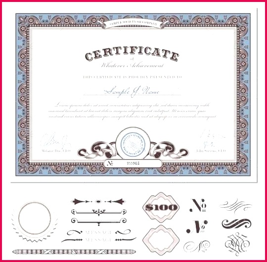 certificate template customizable certificate template printable certificate template pdf