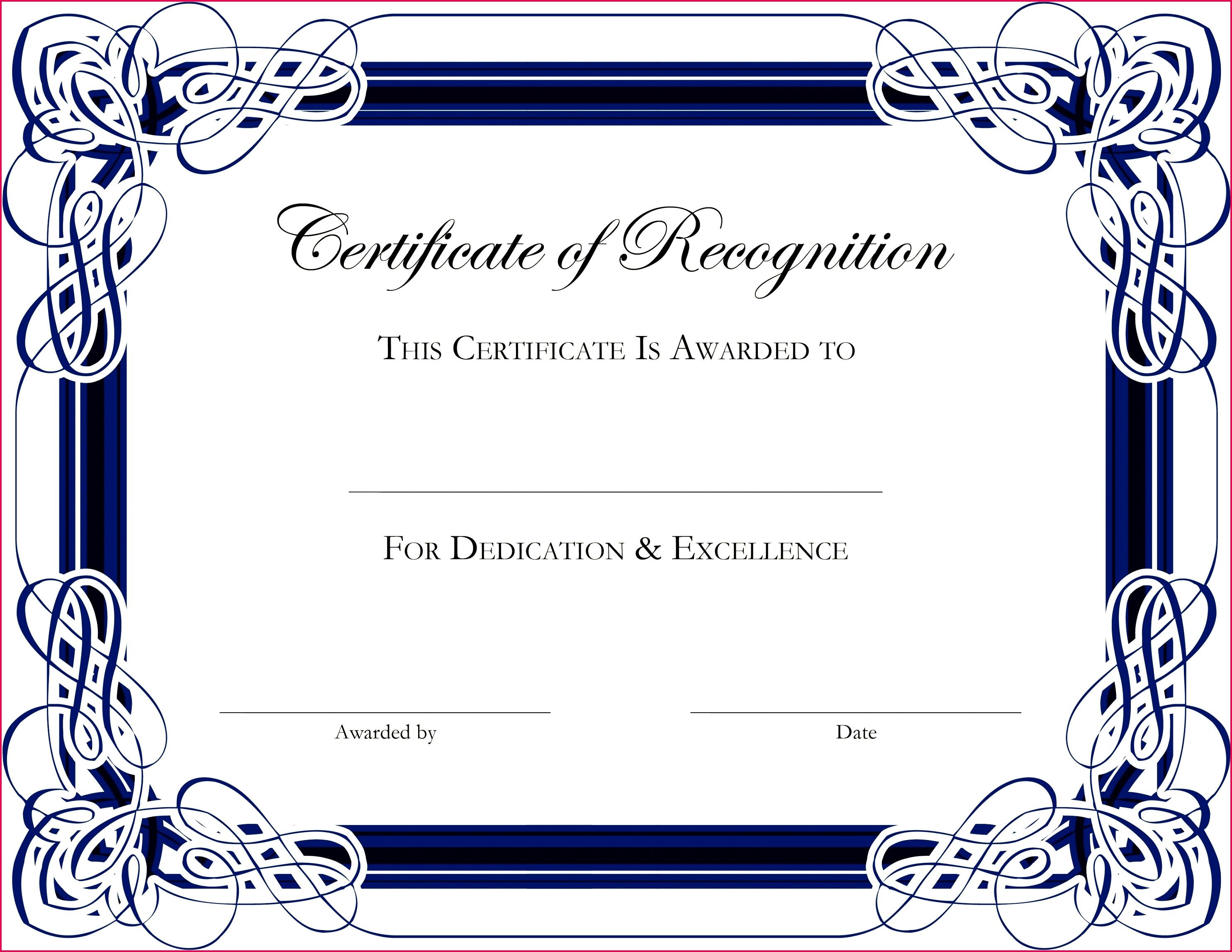 009 certificate of appreciation template free ideas editable