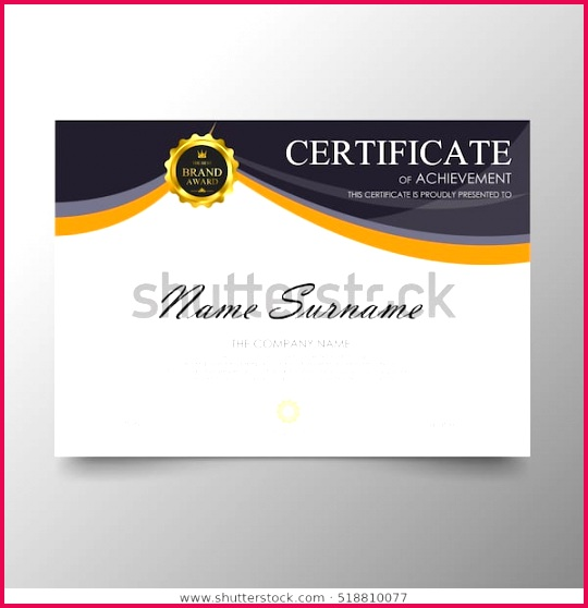 Certificate template awards diploma background vector modern value design and luxurious elegant Illustration layout cover