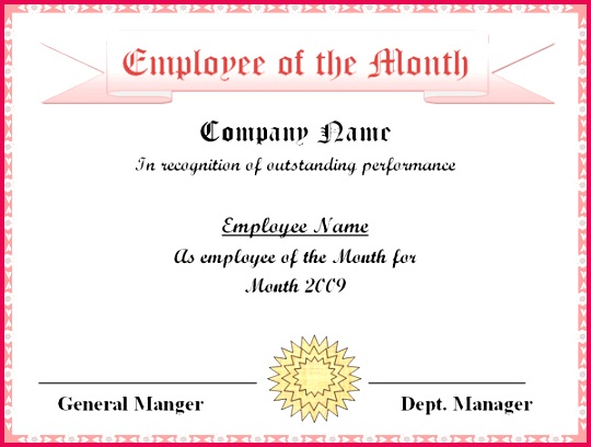 Download Employee of the Month 2 KIAx6dwm