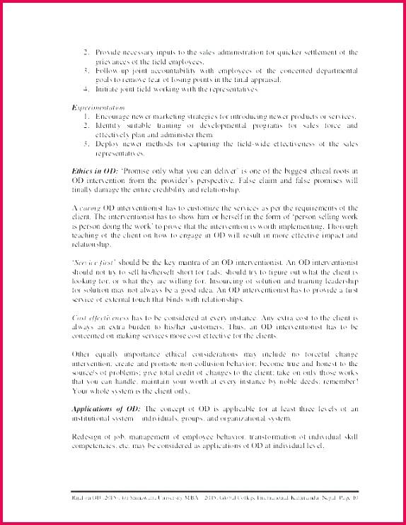 separation notice template employee severance letter sample employment termination job free
