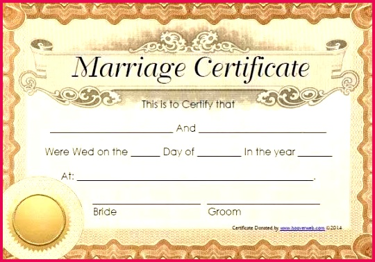 free marriage certificate template word beautiful templates doc of elegant translation from spanish