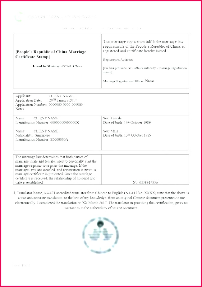 marriage certificate template templates data license mexican translation fake certificates texas
