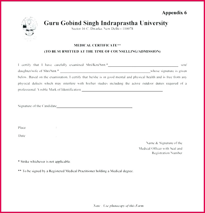 fake medical certificate template health sample how to a medica