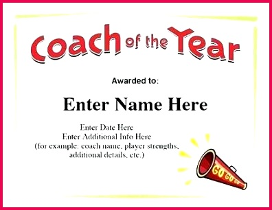 football award certificates most improved certificate template fantasy student