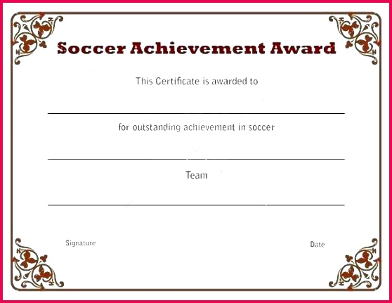 new best free printable sports certificate templates awesome template psd football award word certificates for fantasy basketball ce