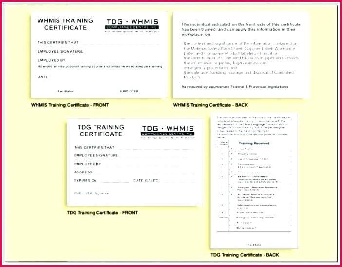 5 Forklift Certificate License Template 35985 Fabtemplatez