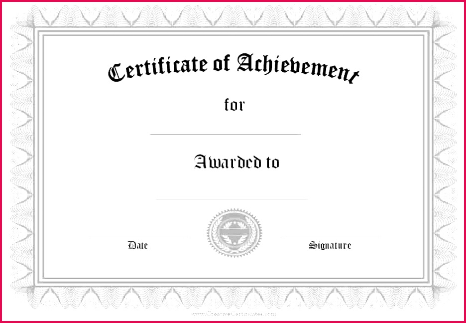 free formal award certificate templates customize online fill in certificates christmas t template