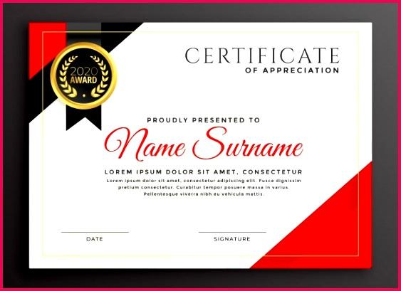 elegant diploma certificate template design 1017