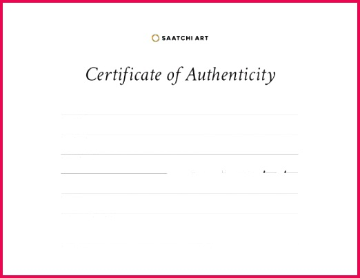 certificate of authenticity 06