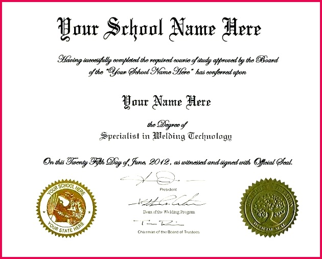 high blank diploma template t certificate free printable school templates
