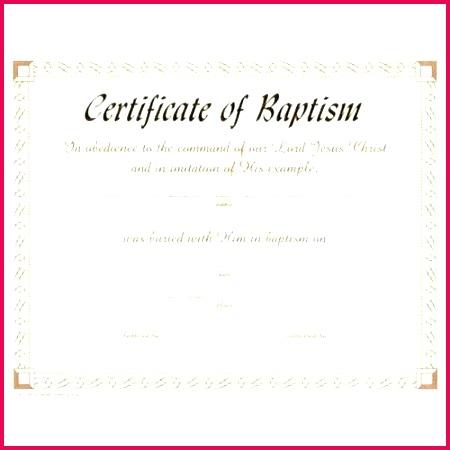 printable baptism certificate template unique fresh stock catholic free cert