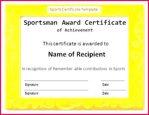 baseball award certificate template free editable printable certificates templates