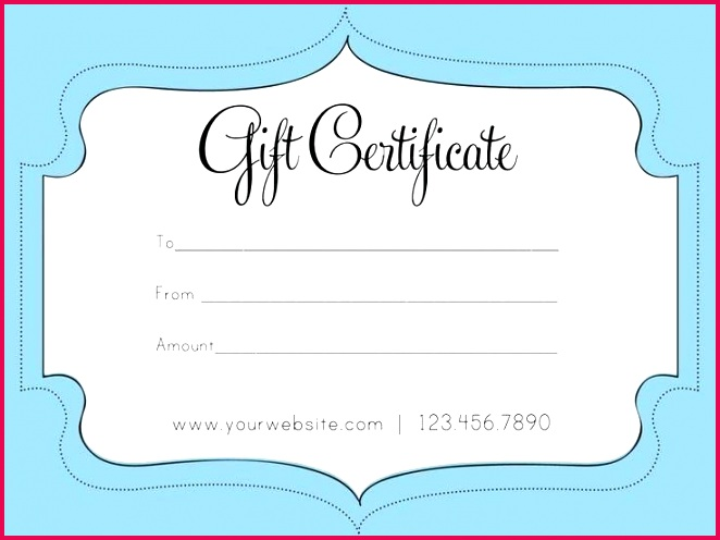 birthday t certificate template free online card templates for word voucher