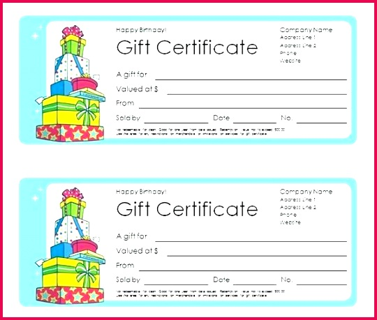 birthday t certificate templates free happy images of golf blank template to print
