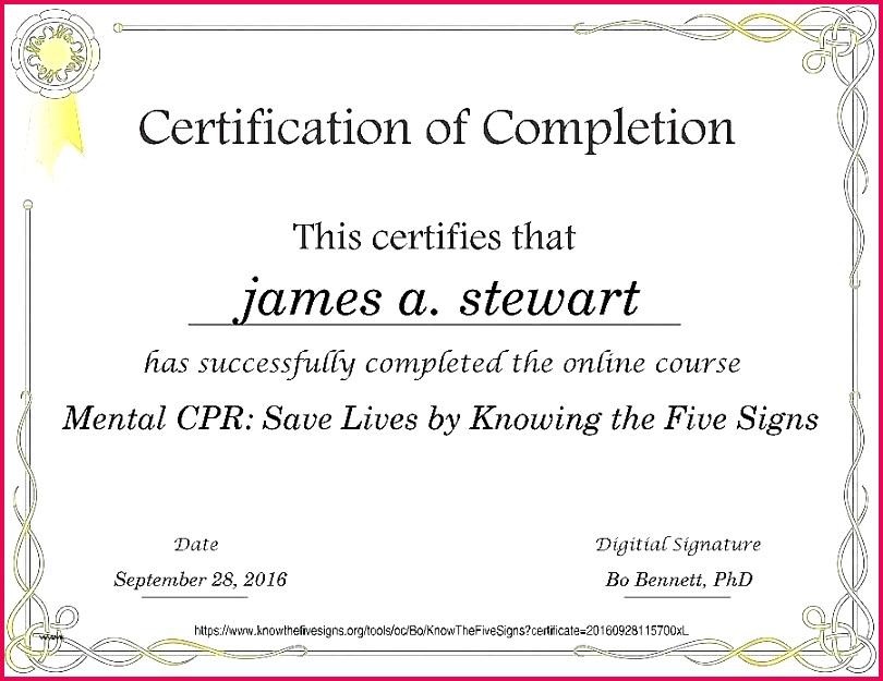 Certificate pletion Template Word Luxury Membership Free Templates Card Course Certifi
