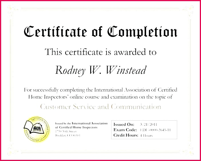 lovely safety certificate templates for word free course template pletion construction practical elegant