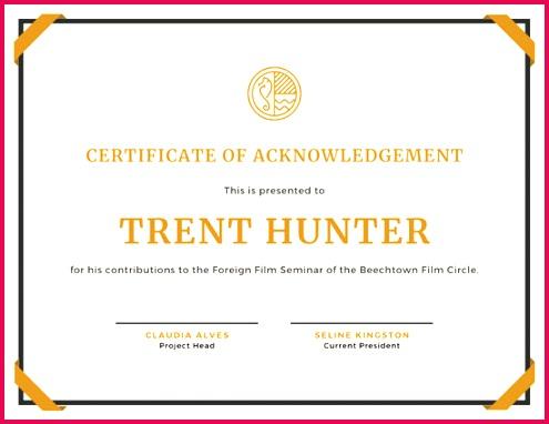 canva gold and cream simple certificate of participation MAC9NejbLpM