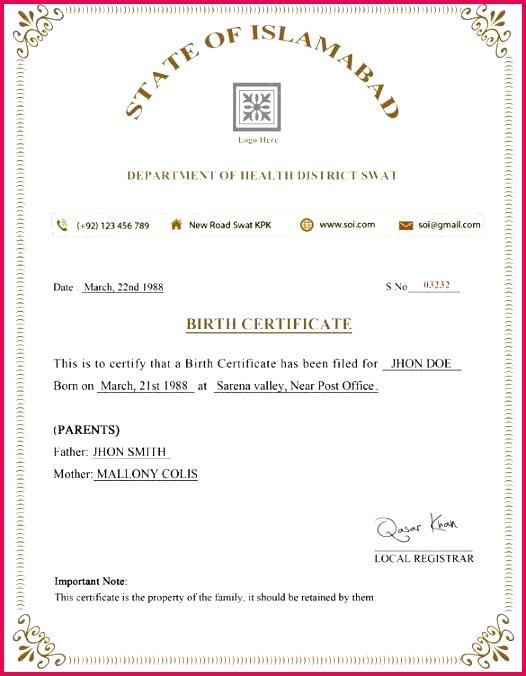 birth certificate template free word format premium templates teddy bear c typename