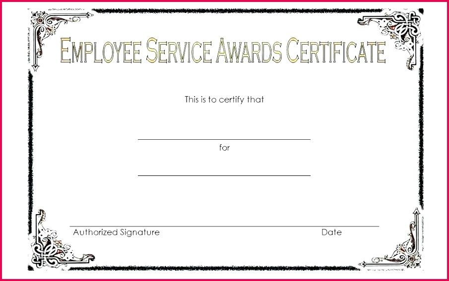 years customer e excellence award template free long certificate service