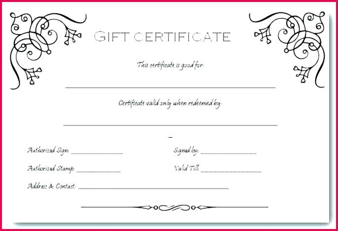 free t certificate template beige bordered hotel birthday printable voucher uk certifi