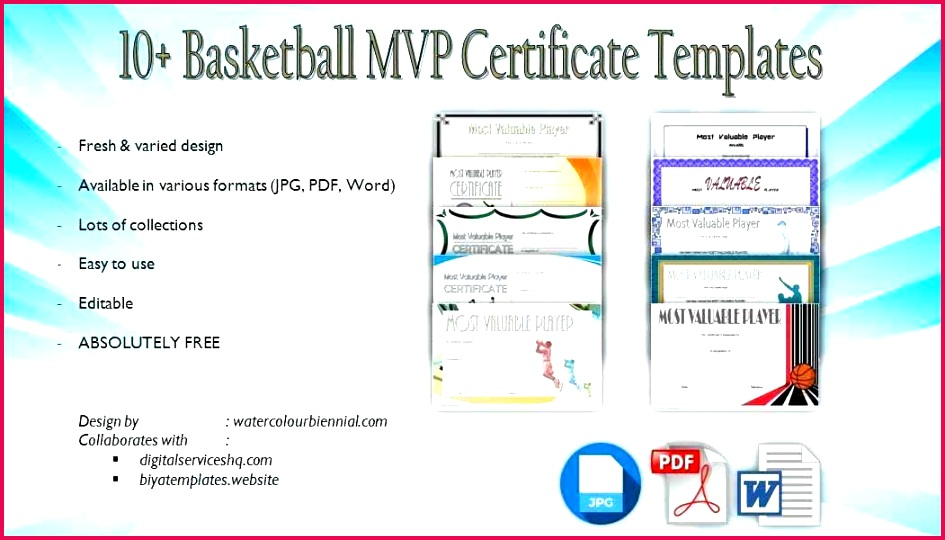 basketball certificate editable templates concept from template free mvp literals typescript ed