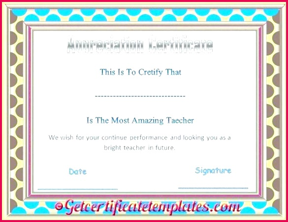 recent posts appreciation certificate template for employee free certificates in templates psd