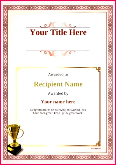 free fitness certificate templates add printable badges medals template classic image medical sample pdf