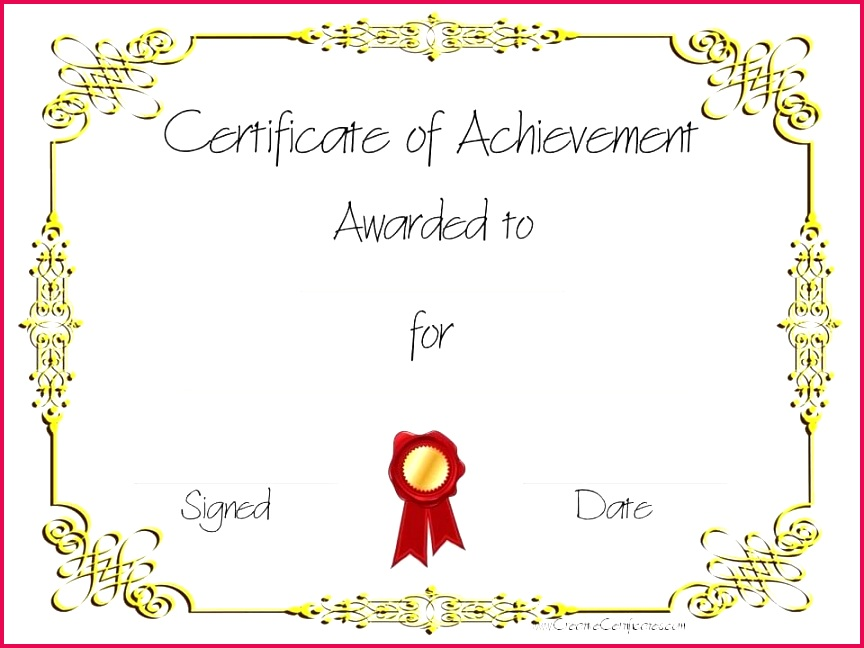 certificate of achievement template along with gallery certificate achievement template free inaresort of certificate of achievement template