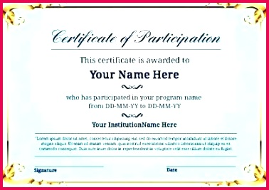 lovely pictures of able t certificate template free templates for word 2010