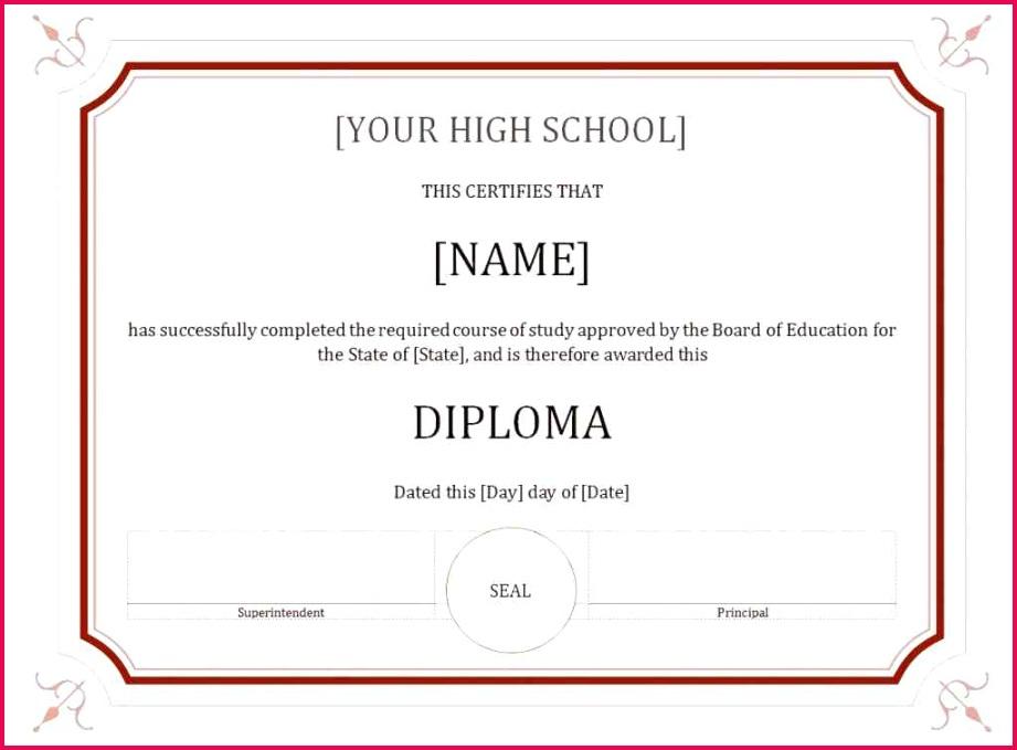 free certification pletion template model 1