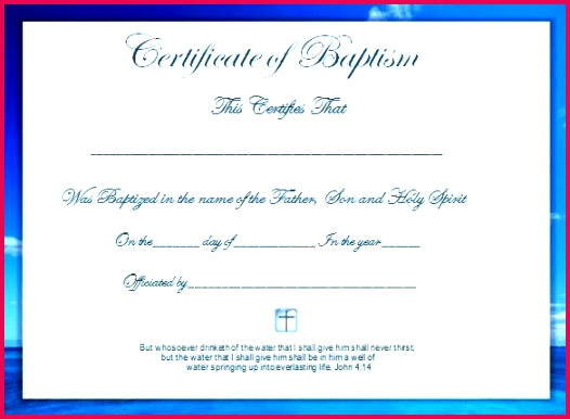 free editable baptism certificate template templates certificates format in word ed of participation t