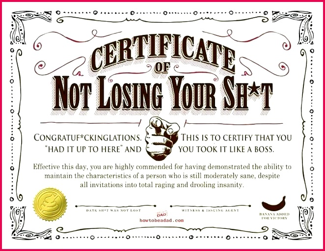 best employee awards and certificates images free funny award templates joke certificate printable