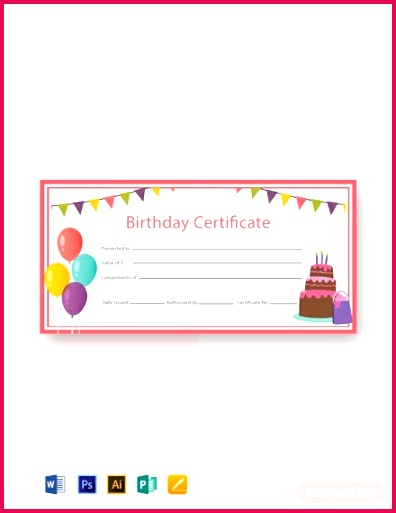 Free Birthday Gift Certificate Template 440x570 1