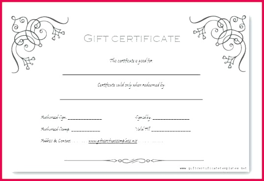 fantastic t voucher template word photo large hotel confirmation sample birthday certificate