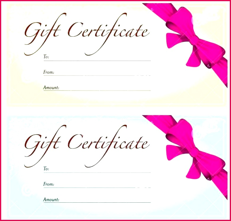 free printable t voucher templates photo high blank vouchers certificate template christmas uk