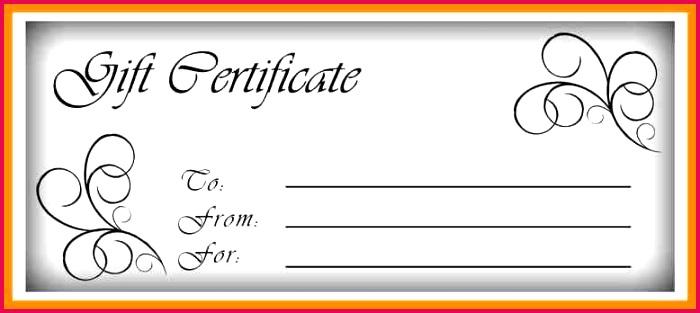 Printable Gift Certificates Free Printable Gift Certificate Maker Free Gift Certificate Template