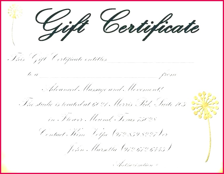 professional t certificate template restaurant certificates online voucher templates massage designs for word t o free g