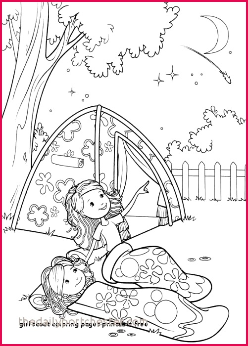 girl scout coloring pages elegant 21 girl scout coloring pages printable free of girl scout coloring pages