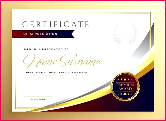 certificate backgrounds vectors photos and files free share template pdf stylish design in golden theme word