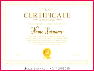 certificate template diploma currency border 260nw