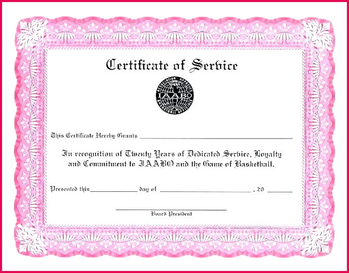 years of service award certificate templates free printable word doc 5 year template recognition