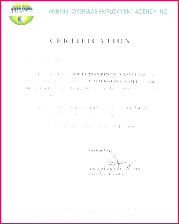 good conduct template for certificate of moral character fresh sample letter