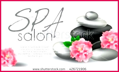 vector t voucher template with lotus lily flowers business floral card abstract beauty parlour certificate design