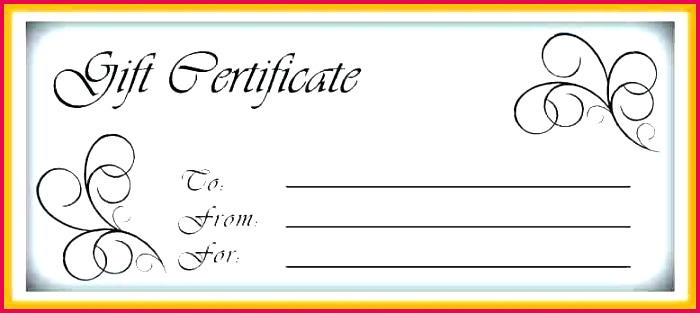 free t certificate templates printable for fishing charter template birthday voucher word po