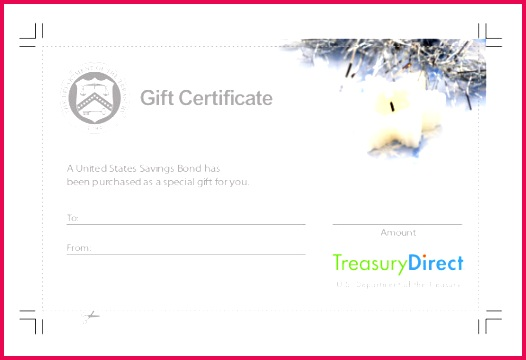 Free Download Holiday Gift Template PDF Format
