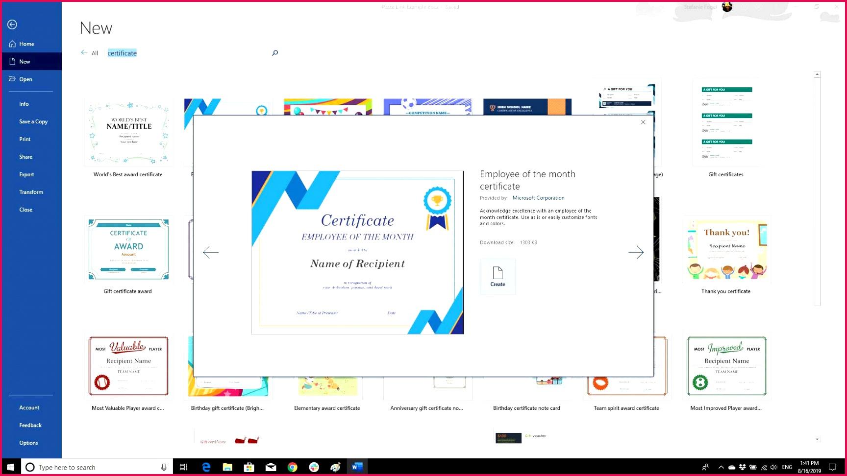 MSWordCertificateCreate 73afdb bddb8dc3380f3da5