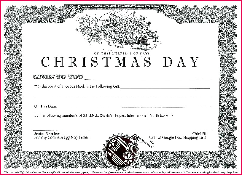 free printable t certificate templates happy birthday voucher christmas iou template