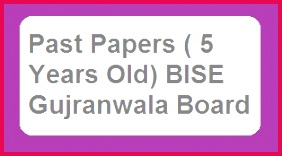 Past Papers 9th Class Islamiat pulsory 5 Years Old BISE Gujranwala Board