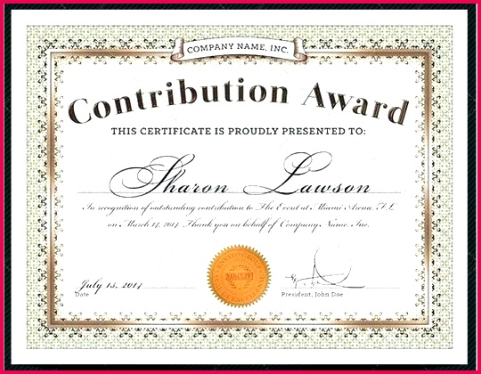 professional certificate templates star student award certificates free border name a template